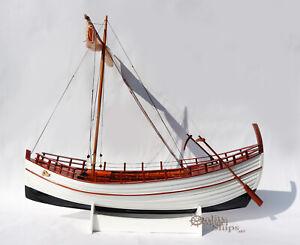 Greek Ship Kyrenia ± 44 B.C  - Handcrafted Model Ship