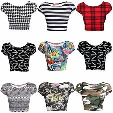 Unbranded Viscose Fitted Striped Tops & Shirts for Women