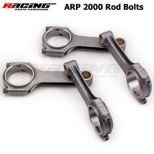 Racing Connecting Rods +  ARP Bolts For Audi S3 A3 A4 A6 TT 1.8T Pleuel