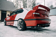 BMW E36 Rear diffuser FANCYWIDE V3 LTW