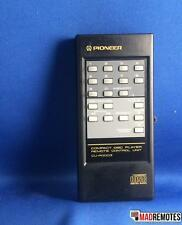 Genuine OEM Pioneer CD AUDIO Remote Control for CUPD003,PD6030,PD6030/HB &More