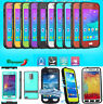 For Samsung Galaxy S5 S6 S4 NOTE 3 4 Waterproof Shockproof Dirtproff Case Cover