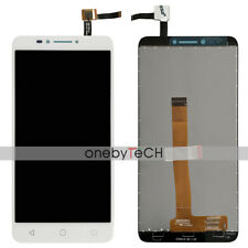 Alcatel Pixi 4 (6) 9001A 9001D 9001X White Touch Digitizer LCD Display Assembly