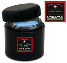 SWIZÖL SWISSVAX Paint Rubber (blau, weichere Ausführung), ca.100g