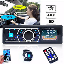 Bluetooth Dash Receiver Fm Car Audio Autoradio Stereo MP3 Player USB SD AUX-IN -