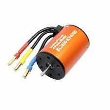 Hobbypower BL3650 4300KV Sensorless Brushless 4Poles Motor for 1/10 RC Car Truck