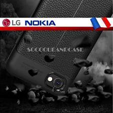 Etui Coque Housse Silicone shockproof Case Cover LG G6 Q6 V30 NOKIA 3 5 6 7 8