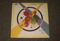 Pocket Change Featuring David Patt~Random Axis~1986 Smooth Jazz~FAST SHIPPING!