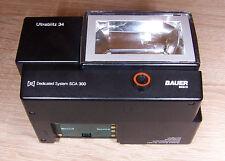 Braun Bauer Ultrablitz 34 SCA 300 Computerblitz & TTL über SCA / Gebrauchsspuren