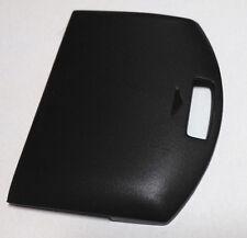 Black battery cover case door for Sony PSP 1000 1001 1002 1003 1004 FAT
