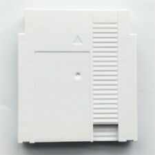 NES Case Cartridge Shell Replacement For Nintendo Entertainment System - White