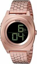 Nixon Time Teller Digital SS All Rose Gold Watch A948-897 / A948897 / A948 897