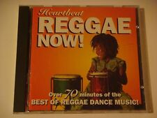 HEARTBEAT REGGAE NOW! Burning Spear,Dennis Brown,Lee Perry,Frankie Paul, Culture