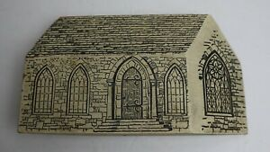 VINTAGE WOOD PLAYTOWN CHURCH BLOCK