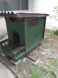 Custom made Dogs house for large/small dogs outdoor.