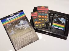 NTSC Demon Attack INTV Intellivision Video Game System Dino Variant