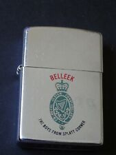 More details for zippo lighter royal ulster constabulary ruc belleek northern ireland troubles