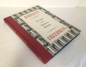 Designs of Modern Britain by Barnett Freedman (Hardback, 2020)