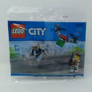 LEGO 30362 City Sky Police Jetpack Poly Bag
