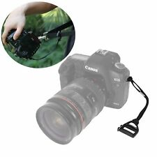 Pro Camera Quick Release Safety Strap Tether Lanyard Sling Buckle Belt wristband