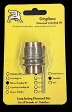 "Gryphon 1"" Mirror Standard Grit Diamond Grinder Bit"