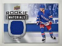 2019-20 Series 2 Rookie Materials #RM-AF Adam Fox - New York Rangers