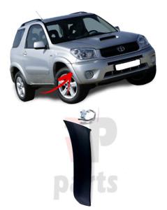 Pour Toyota RAV4 2000 - 2004 Avant Pare-Choc Moulure Bordure Avec Support Pièce