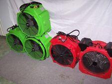 K & J Bed Bug Heat Compatible Axial Fan AF Elite 510 B 132 hours on it