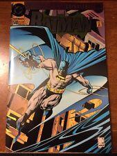 DC COMICS Batman #500 Knightfall Part 19 NM- (DIE CUT COVER)