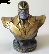 Thanos Guardians of Galaxy Bust Avengers Infinity War Statue Black Panther