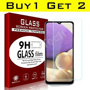 TEMPERED GLASS SCREEN PROTECTOR FOR SAMSUNG GALAXY A21S,A51,A10,A20,A32,A50,A70