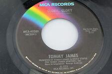 Tommy James: Glory, Glory / Comin' Down  [VG++ Copy]