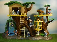 2010 ALL 12  ZODIAC SMURFS *NEW* WITH TAGS ONLY (TREE HOUSE IS NOT INCLUDED)