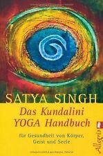 Das Kundalini-Yoga-Handbuch: Für Gesundheit von Körper, ...   Buch   Zustand gut