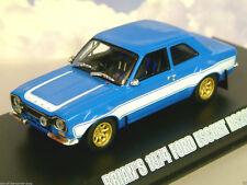 GREENLIGHT 1/43 DIECAST BRIAN'S 1974 FORD ESCORT MKI MK1 RS2000 FAST & FURIOUS 6