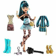 MONSTER HIGH CLEO DE NILE I LOVE FASHION GIFTSET - BNIB