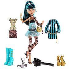 MONSTER High Cleo De Nile I LOVE fashion regalo-Nuovo con Scatola