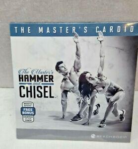 Beachbody ~ THE MASTER'S CARDIO ~ Hammer and Chisel ~ Bonus DVD ~ Workout ~ NICE