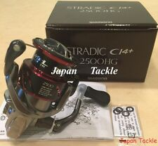 2016 NEW SHIMANO STRADIC CI4+ 2500 2500HG FB 2500HGFB **FREE 1-3 DAYS DELIVERY**