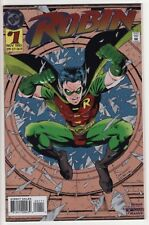 ROBIN #1,2,3,4,5 DC Comics Batman Detective Nightwing Joker Spoiler FLYING SOLO