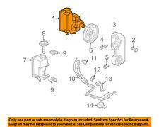 Hummer GM OEM 06-10 H3-Power Steering Pump 25932019