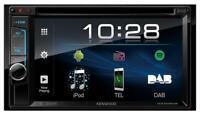 Kenwood DDX4018DAB Doppel-DIN CD/DVD/MP3-Autoradio Touchscreen Bluetooth DAB USB