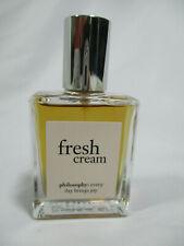 New Philosophy Fresh Cream  EDT Fragrance Spray Travel Purse 1oz