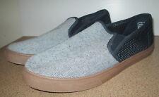 Mantaray Size 9 Slip On Shoes Loafers Deck Shoe Flat Sole Open Weave Slipper
