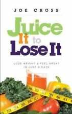 Juice It to Lose It: Lose Weight and Feel Great in Just 5 Days (Paperback or Sof