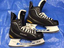 Bauer Supreme Ice Skates 11R Adult Mens Black (Shoe Size US 12.5)