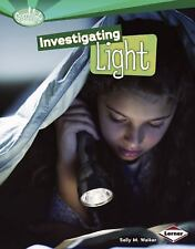 Investigating Light (How Does Energy Work: Searchlight Books)-ExLibrary