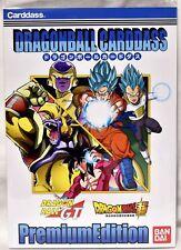 New BANDAI Dragon Ball Carddass Dragon Ball GT & Super Ver Premium Edition JAPAN