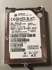 """Hitachi  120GB 5400RPM 8MB SATA 3G 2.5"""" HDD 480602-001 HTS543212L9A300"""