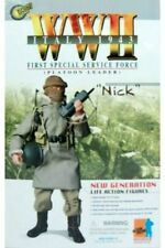 """Dragon Platoon Leader """"Nick"""" First Special Service Force, Wwii 1943 Italy Nip"""